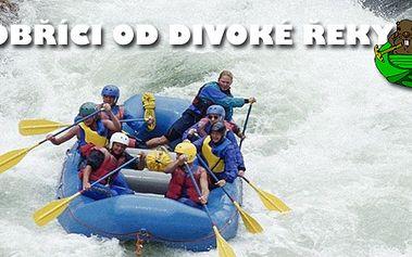 Zapůjčení raftu COLORADO 450 pro 6 osob! Možnost dopravy po celé ČR!