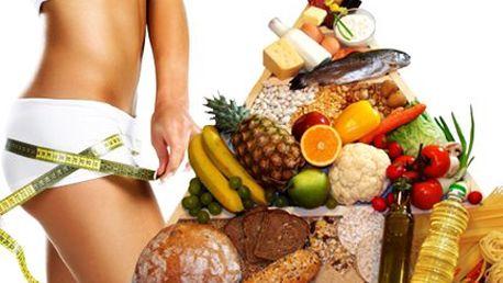 Dietní jídelníček na 6 měsíců! Pouze 399 Kč za jídelníček sestavený na míru dietologem!