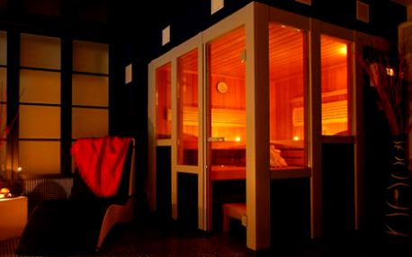 ROMANTICKÉ LÉTO - 3 denní romantický pobyt ve wellness hotelu Morris **** Česká Lípa s relax a wellness procedurami