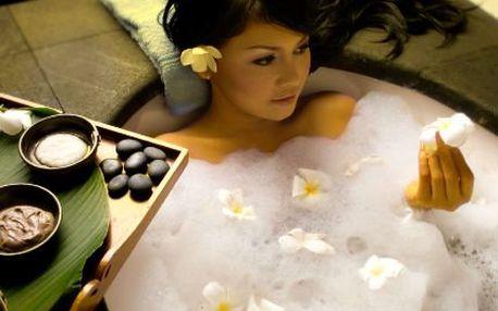 Luxusní wellness balíček Hedera Spa! 6 lázeňských procedur v prostředí bylinných a relaxačních lázních!