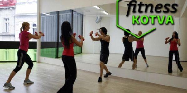 Hodinové skupinové cvičení dle Vašeho výběru za pouhých 50 Kč ve FitnessKotva! Zumba, Fitness Balet, Pilates, Tae-Bo, Power jóga!