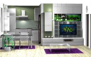 Kompletní návrh 3D vizualizace interiéru!