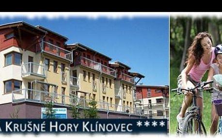 Prozkoumejte přírodu Krušných hor v letní sezóně, s ubyt. v útulně zařízeném apartmánu na Klínovci s adrenalinovými aktivitami v okolí pro 2 na 4 dny za 1 800 Kč.