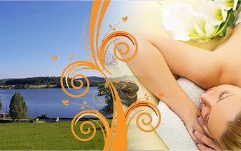 Třídenní wellness pobyt s polopenzí pro dvě osoby v Relax areálu Hnačov!