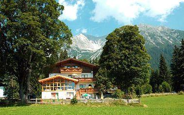 Ubytování pod ledovcem Dachstein! Letní lyžování, akquaparky, turistika a zábava!