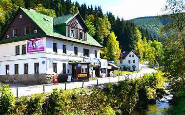 3 dny pro dvě osoby v Krkonoších! Užijte si pobyt v horách i se snídaní za bezkonkurenční cenu!