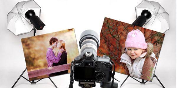 Letní fotografování v ateliéru nebo v přírodě za pouhých 799 Kč! Užijte si 2 hodiny focení a odneste si s sebou 40 upravených a retušovaných fotografií na CD! Sleva 60%!