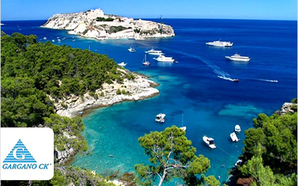 Prožijte 13 dní u azurového moře v italském Garganu již od 4890 Kč!