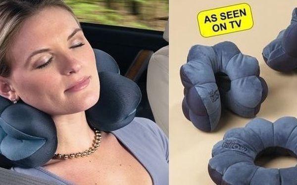 Bolí vás záda nebo šíje při práci? Zdravotní polštář Total Pillow vám pomůže. Total Pillow vám pomůže udržet správnou pozici při sezení, ležení nebo opíraní. Univerzální polštářek Total Pillow s všestranným použitím za bezkonkurenční cenu 129Kč