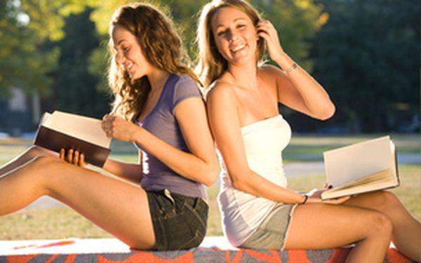 Letní individuální kurz angličtiny