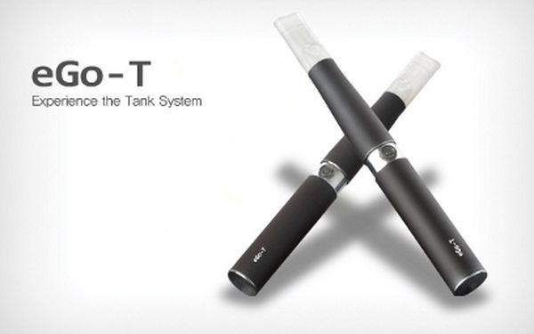 Cigareta eGo-T jen za 449 Kč! Nejlevnější v historii!