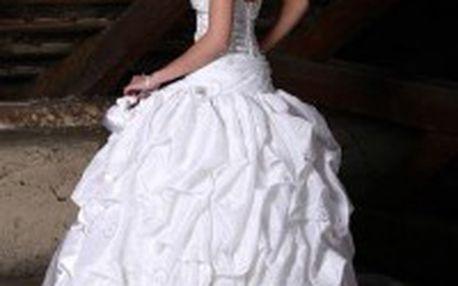 Svatební líčení profesionální vizážistkou a sleva na luxusní spodní prádlo