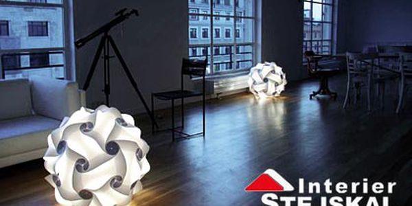 Moderní dekorační stínidlo – průměry 35 cm nebo 45 cm