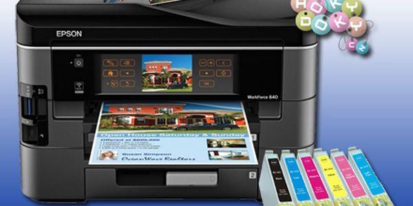 Sada 4 kusů náplní pro tiskárny EPSON - T1295