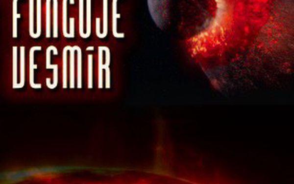 """Bestseller: KOLEKCE 4 DVD """"Jak funguje vesmír"""". Unikátní dokumenty o zrodu vesmíru, vývoji galaxií i objevu první planety!"""
