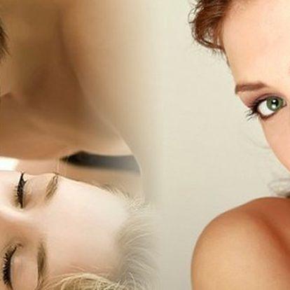 Ošetření přírodní bylinnou kosmetikou a hloubkové čištění pleti se slevou67%