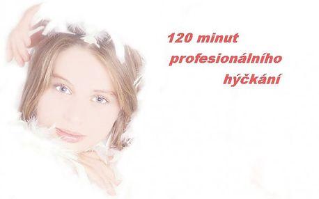 120 minut profesionální kosmetické péče