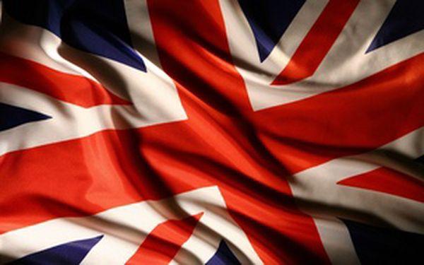 Letní intenzivní angličtina pro začátečníky (srpen)