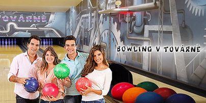 Bowling v Továrně