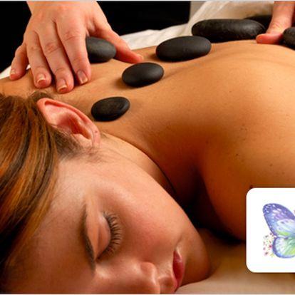 Relaxace díky lávovým kamenům, klasické masáži nebo čokoládě!