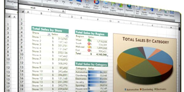 Praktická práce s MS Excel
