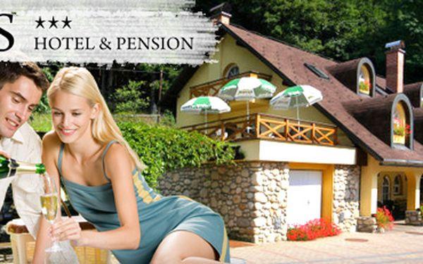 POBYT PRO DVA V KRKONOŠÍCH!! Ubytování na DVĚ, nebo TŘI noci se snídaní v komfortních pokojích hotelu Albis v Herlíkovicích již od 1152 korun!! Užijte si dovolenou v krásné české přírodě!!