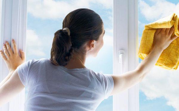 Mytí oken s 50% slevou