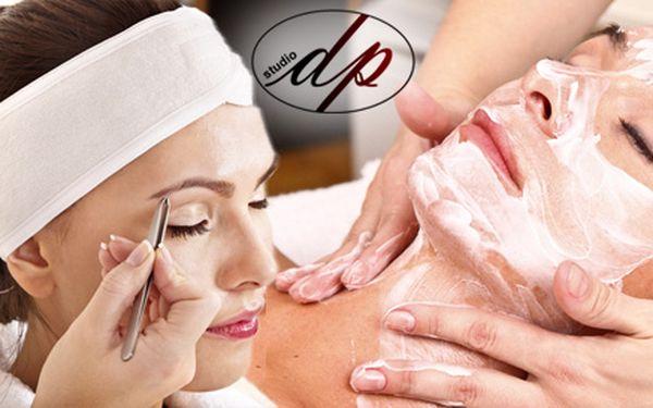 90 minut luxusní kosmetické péče v hodnotě 1545 Kč