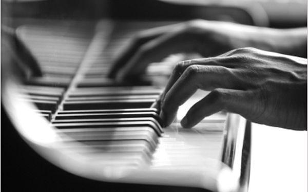Exkluzivní klavírní koncert v přepychové Smetanově síni Obecního domu!