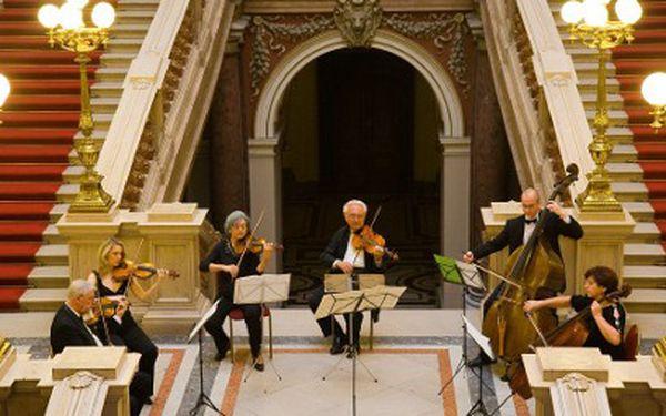 Koncerty vážné hudby v Národním muzeu za 249 Kč!