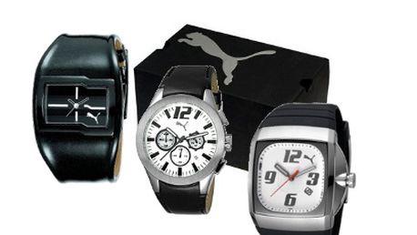 Značkové hodinky Puma od 1199 Kč! Výběr z 5 designů!