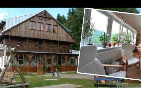 Pobyt pro DVA v nejoblíbenějším horském pensionu v Krkonoších! Užijte si během 3 dnů panenskou přírodu, ale i saunu pro oba. Vyrazte za odpočinkem se slevou 37 %!