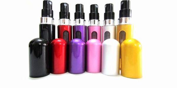 2 dávkovače na parfémy jen za 299kč vč. Poštovného! Absolutně nejvýhodnější cena! 6 různých barev