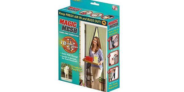 Jen 269 Kč za Magic Mash- samozavírající síťku proti hmyzu! Nenechte se otravovat hmyzem se slevou 62%!!!