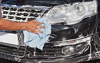 249 Kč za ruční mytí auta včetně voskování, luxovaní, mytí oken, prahů atd. Kvalitní práce profíků a moderní autokosmetika. Vaše auto bude opět zářit a vonět. Sleva 54 %.
