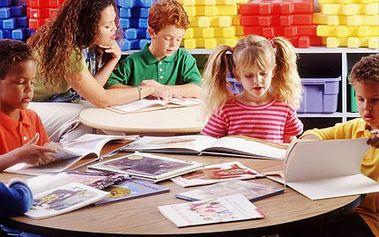 Česko-rusko-anglická školka! Děti od 6 měsíců do 5 let na CELÝ MĚSÍC. Výuka jazyků!