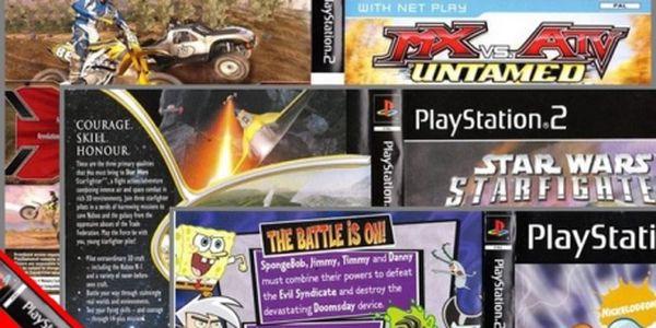 150 Kč za jakékoliv bazarové hry pro Playstation2 v hodnotě 300 Kč! Neváhejte a využijte ojedinělé nabídky a pořiďte si hry na Playstation2. Široká nabídka umožňuje výběr opravdu pro každého!