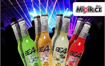 Rozjeďte to pořádně s přáteli! 8 oblíbených alkoholických drinků BE4 za 199 Kč.