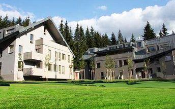 Luxusní pobyt PRO DVA v Krkonoších! Polopenze, wellness, bobová dráha a krásná krajina!