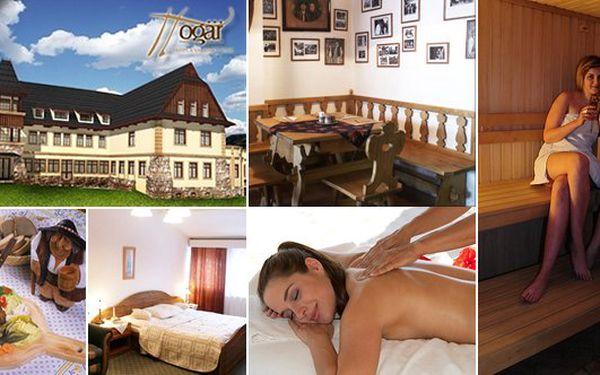 LUHAČOVICE – POZLOVICE hotel Ogar***kulturní centrum Valašského království - pobyts polopenzí v hotelu navštěvovaném řadou známých osobností. Valašská kuchyně. Bezkonkurenční prázdninový pobyt se slevou až 40%! Děti 6 – 13 let 50% SLEVA!