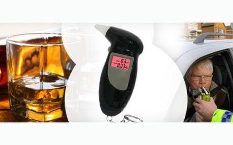 249 Kč za ALKOHOL TESTER! Změřte si snadno a rychle Vaší hladinku alkoholu v těle s lukrativní 53% slevou. Jezděte bezpečně a bez alkoholu!