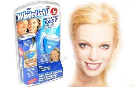 Whitelight - systém na bělení zubů s UV lampou
