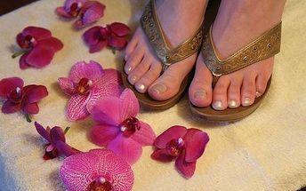 Luxusní péče o Vaše nohy jen za 129 Kč. Léto nekončí, mějte krásné nohy do sandálů!