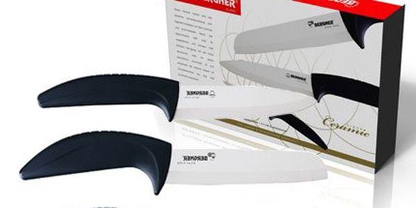 3dílná sada keramických nožů! Ostřejší už je jen samurajský meč! Buďte lepším kuchařem!