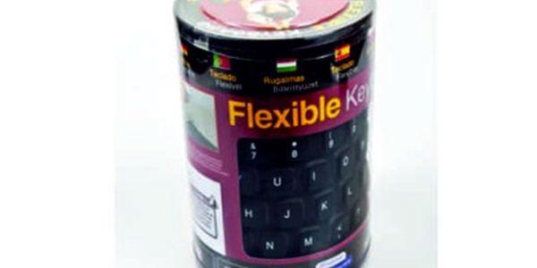 Mimořádná nabídka na silikonovou voděodolnou klávesnici!!! Pořiďte si ji nyní jen za 239 Kč!!!