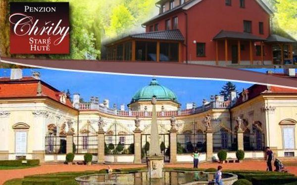 3denní pobyt pro dva na Slovácku za 950 Kč
