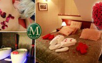 3 denní ROMANTICKÝ POBYT s MEDOVO-ČOKOLÁDOVÝM HÝČKÁNÍM v Mariánských Lázních