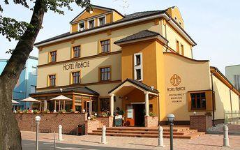 Wellness romantika v ****Hotelu Abácie na Moravě