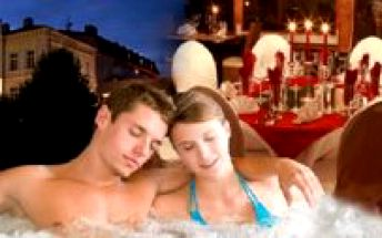 POBYT PRO ZAMILOVANÉ 3 denní pobyt s wellness PROCEDURAMI a relaxačními službami ve sklářském městě Novém Boru