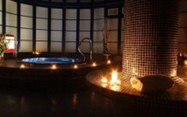 POHÁDKOVÁ ROMANTIKA- 3 denní pobytový balíček s wellness procedurami a SKLÁŘSKOU SHOW, wellness hotel Morris ****